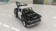 1955 Chevy stepside Pick up police kinsmart TOY model 1/32 scale diecast Car