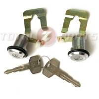 Datsun 240Z 260Z Replacement Door Lock Cylinder Set with Keys, 1970-1976