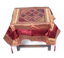 Indian Designer Handmade Table Runner Dinner Kitchen Coffee Table Cover Tapestry