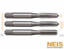 Sutton Tools Straight Flute Tap Set, M3 M4 M5 M6 MF14, MC and MF, HSS. Metalwork