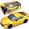 Slot It  Policar CT01v Subaru BRZ - Yellow 1/32 Scale Slot Car