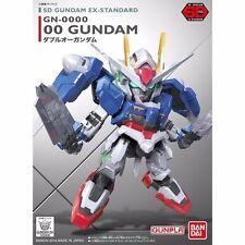 BANDAI SD GUNDAM EX-STANDARD 008 GN-0000 00 GUNDAM Plastic Model Kit NEW Japan