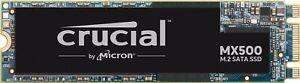 Crucial 1TB MX500 M.2 Internal SSD Solid State Drive CT1000MX500SSD4