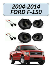 FORD F-SERIES F-150 2004-2014 Factory Speakers Replacement Kit, KENWOOD