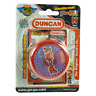 Duncan ProFly Yoyo + Crewcard + Sticker - Kinder Spielzeug Profi Jojo Holz Achse