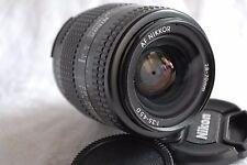 """Nikon AF Nikkor 28-70mm f/3.5-4,5 D, macro, """"D"""""""