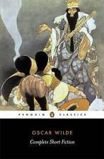 Oscar Wilde Paperback Fiction Short Stories & Anthologies