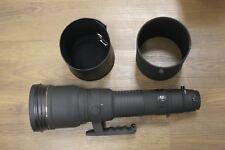 Sigma 800mm f/5.6 EX DG APO HSM Autofocus Lens for Canon EF
