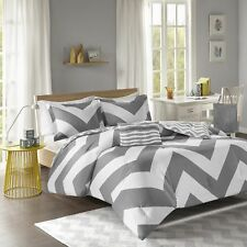 Mi Zone Libra Comforter Set, Full/Queen, Grey