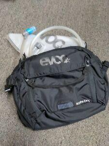 Used - Evoc Bike Hip Pack Bag Black 3L+1.5L Bladder