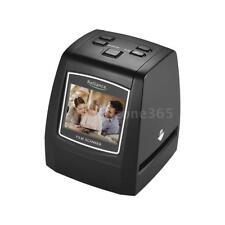 Portable Film/Slide Scanner 14MP/22MP 135/35/126/110/8mm Film Scanner CMOS P2C2