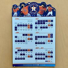 Houston Astros 2016 Magnetic Schedule SGA