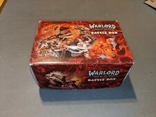Warlord Saga of the Storm Battle Box - USED/COMPLETE
