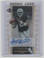 JaMARCUS RUSSELL Raiders 2007 Upper Deck Trilogy Autograph #101 SP RC AUTO #/99