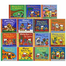 Maisy Mouse First Experiences Collection 15 Books Set Lucy Cousins Early Learner