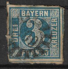 Duitsland Bayern Cijfer Michel 2 I