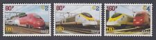 Belgium 1998 - Very Fine MNH Packet post Stamps Cob#TRV6/8 Railway Train...A4470