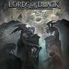 LORDS OF BLACK - ICONS OF THE NEW DAYS (LIMITED DIGIPAK)  2 CD NEW+