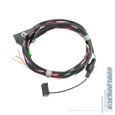 For Radio VW RCD510 9W2 9W7 Bluetooth Module Wiring Harness Cable Set