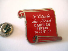 PINS RARE L'ETOILE DU NORD CAOULAN PERSAN