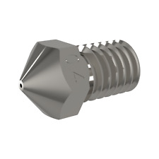 Prometeo 3D V6 0.4mm Boquilla De Cobre Chapado en extremo caliente prusa MK3S MK3 MK2 MK2S Reino Unido