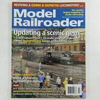 Model Railroader Magazine February 2020 Kalmbach Publishing Model Trains