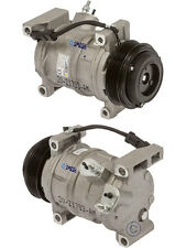 New A/C Compressor Fits:  08 - 10 Dodge Grand Caravan V6 3.3L & 3.8L W / REAR AC