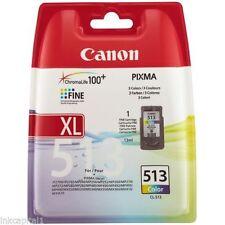 Cartuchos de tinta amarilla compatible Canon para impresora