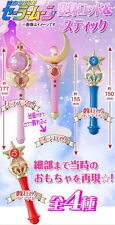 Bandai Sailor Moon Wands Gashapon Can Vol 1 Moon Stick Rod Transformation Wand