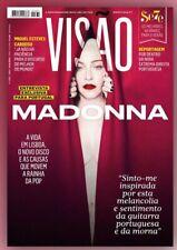 Madonna cover Visao magazine Portugal June 2019