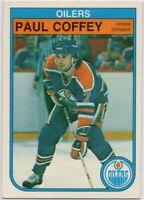 1982-83 OPC #101 Paul Coffey 2nd Year EX-EXMINT Edmonton Oilers FREE SHIPPING