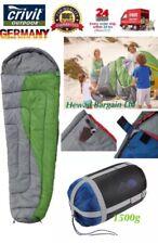 Top Quality CRIVIT OUTDOOR Sleeping Mummy Bag