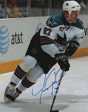 Jeremy Roenick San Jose Sharks Hockey SIGNED 8x10 Photo COA!