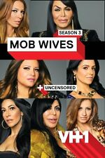 MOB WIVES COMPLETE SERIES SEASON 3 DVD New & Sealed R1