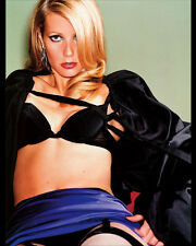GWYNETH PALTROW 8X10 PHOTO PICTURE PIC HOT SEXY IN BRA PANTIES AND GARTERS 3