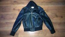 802e45af11 Cappotti e giacche da uomo in pelle con colletto   Acquisti Online ...