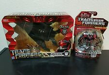 Transformers Revenge of The Fallen ROTF Mindwipe and Laserbeak Set MISB