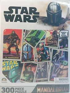Star Wars Jigsaw Puzzle The Mandalorian 300 Pieces 60x45cm New Sealed