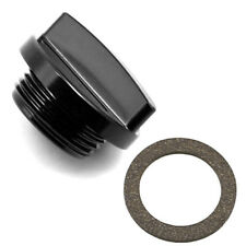 Oil Tank Cap For Yamaha RD125 RD200 RD250 RD350 RD400 RT DT CT AT E0048 Black