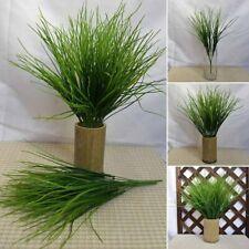 Artificial Leaf Grass Plant Silk Flower Home Decoration Simulation Plants a AdtN