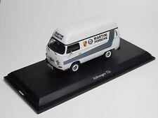 VW BUS T2a MARTINI PORSCHE SOMO COLLECTORS CLUB 2008 - Schuco Scale 1:43 OVP
