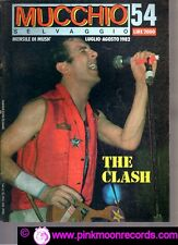 IL MUCCHIO SELVAGGIO 54/1982 THE CLASH THE BEATLES NOCTURNAL EMISSIONS