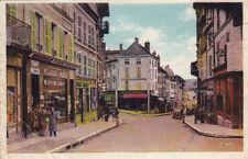 TONNERRE rue de l'hôpital magasins chaussures écrite 1946