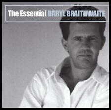 DARYL BRAITHWAITE - THE ESSENTIAL D/Rem CD w/BONUS Trax ( SHERBET ) 80's *NEW*