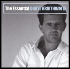 DARYL BRAITHWAITE - THE ESSENTIAL D/Rem CD w/BONUS Trax ( SHERBET ) 80's *NEW*