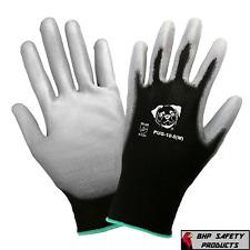 (12 Pairs) Global Glove General Purpose Polyurethane Coated Work Gloves PUG10