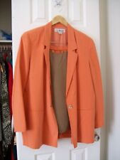 3 PCS SAKS FIFTH AVE.SIZE XL SUIT WITH SHORTS; JACKET, SHORTS REVERSABLE VEST
