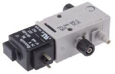 Aventics 840-SERIES 4/2 PNEUMATIC CONTROL VALVE 1.6W 24V DC Solenoid/Pilot