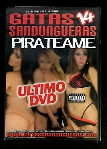 GATAS SANDUNGUERAS -   VOL.14  - DVD Original Reggaeton Sex