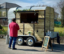 More details for vintage coffee trailer - rice trailer